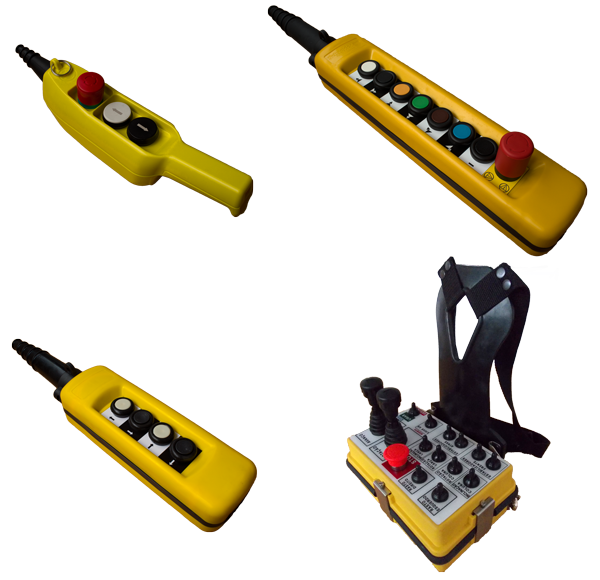 Cable remote set