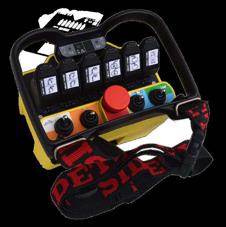 MHi88 remote controller